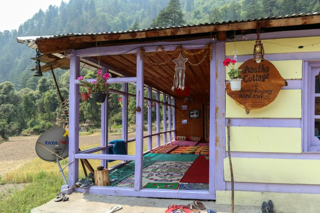 Homestay in sainj valley