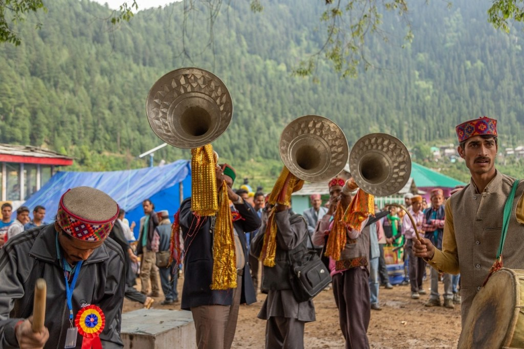 Dehuri Mela in Sainj Valley, GHNP