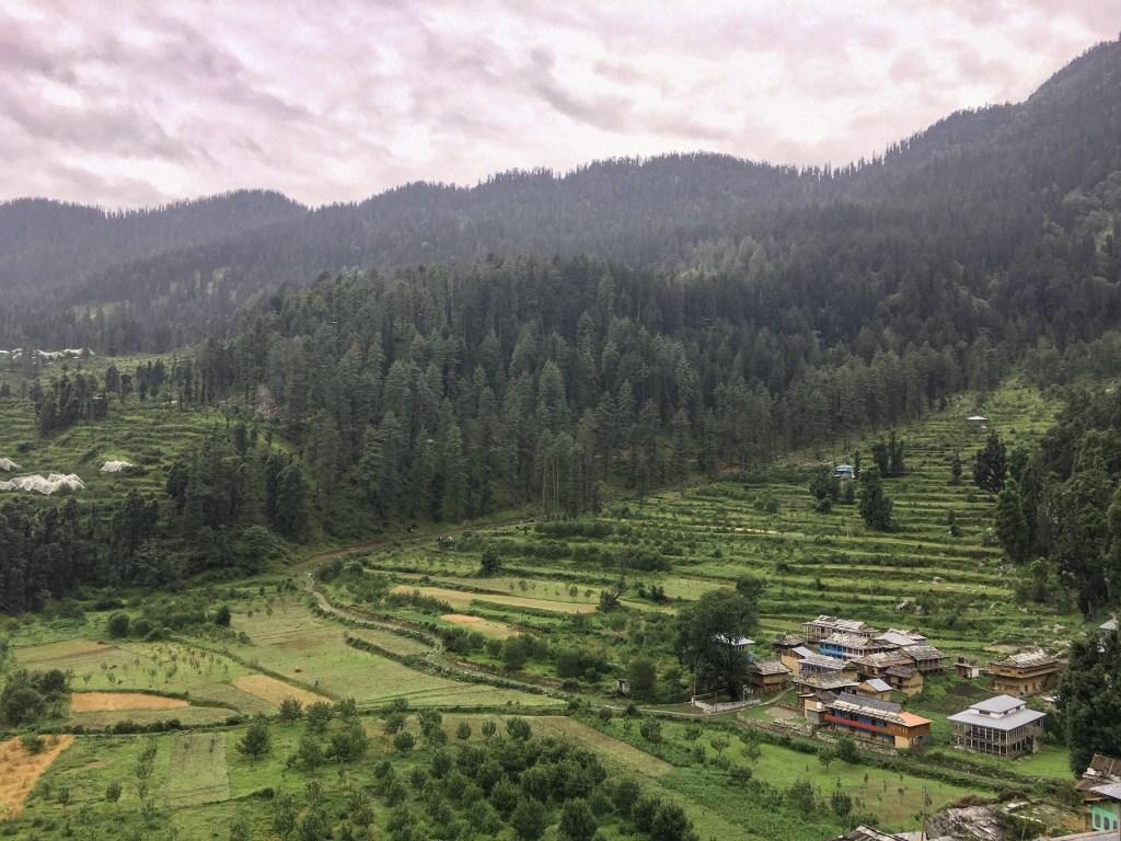 bawray banjaray homestay in baga sarahan