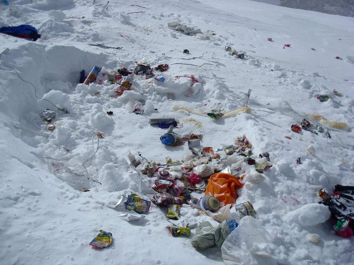 Plastic waste in Indian Himalayan Region