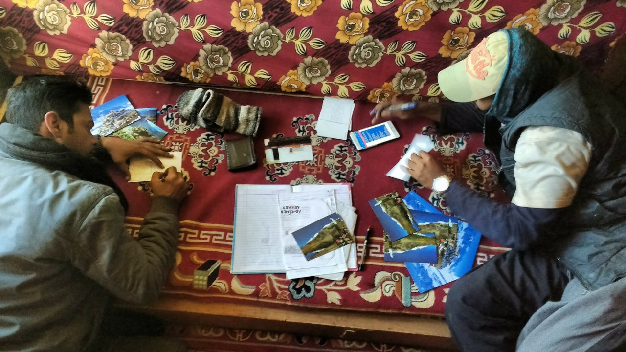 Sending Postcard is among the list of best things to do in Spiti