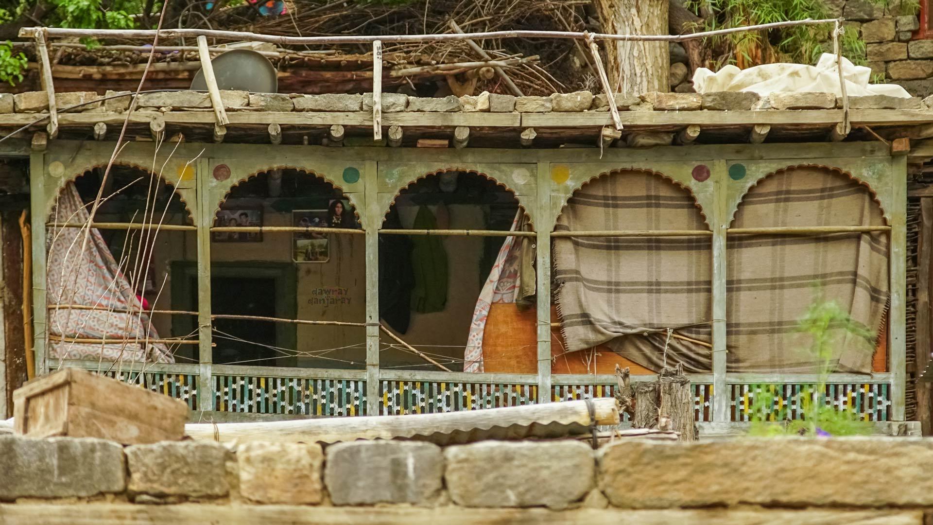 Traditional Home in Turtuk Village