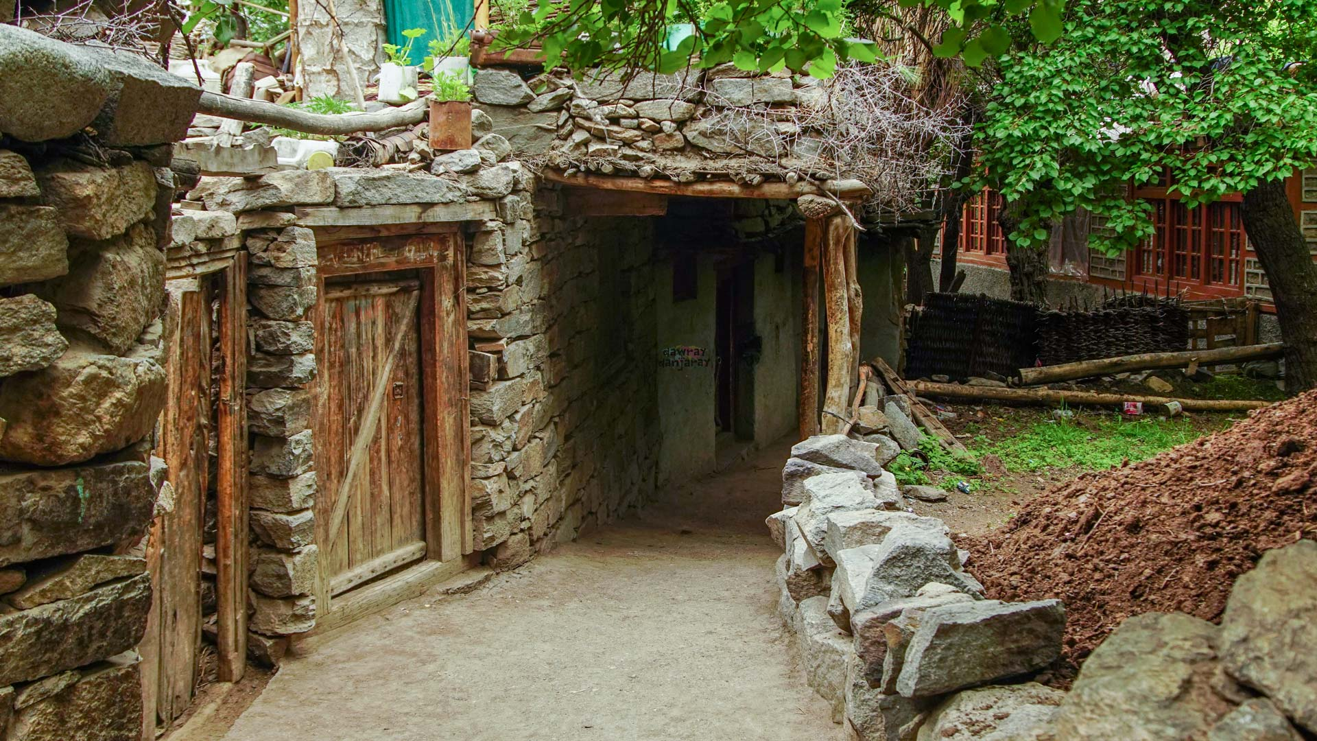The village Turtuk