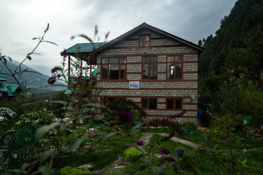 Lagom Stay in Jagatsukh is among the best homestays in Manali
