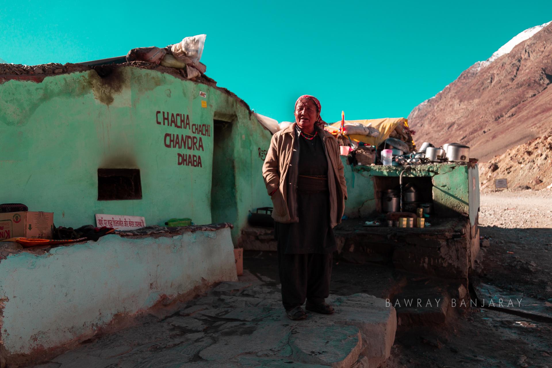 Chachi at Batal