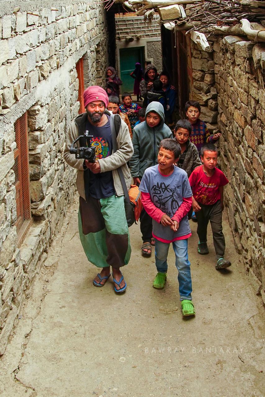 Children of Turtuk