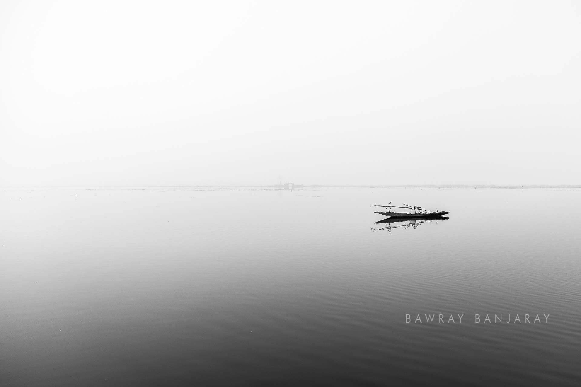 bawray Banjaray at Dal Lake in Srinagar
