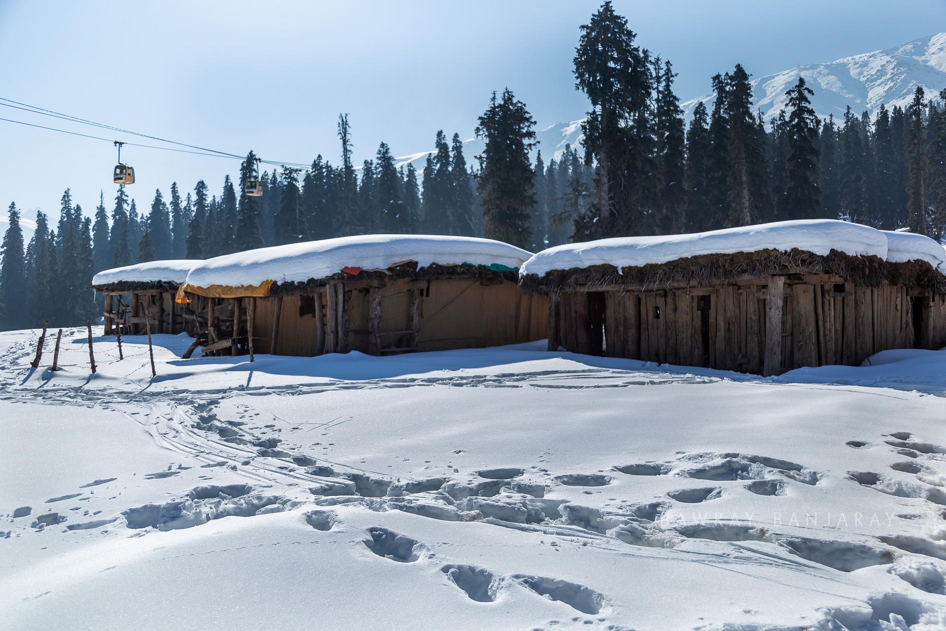 Winters in Gulmarg