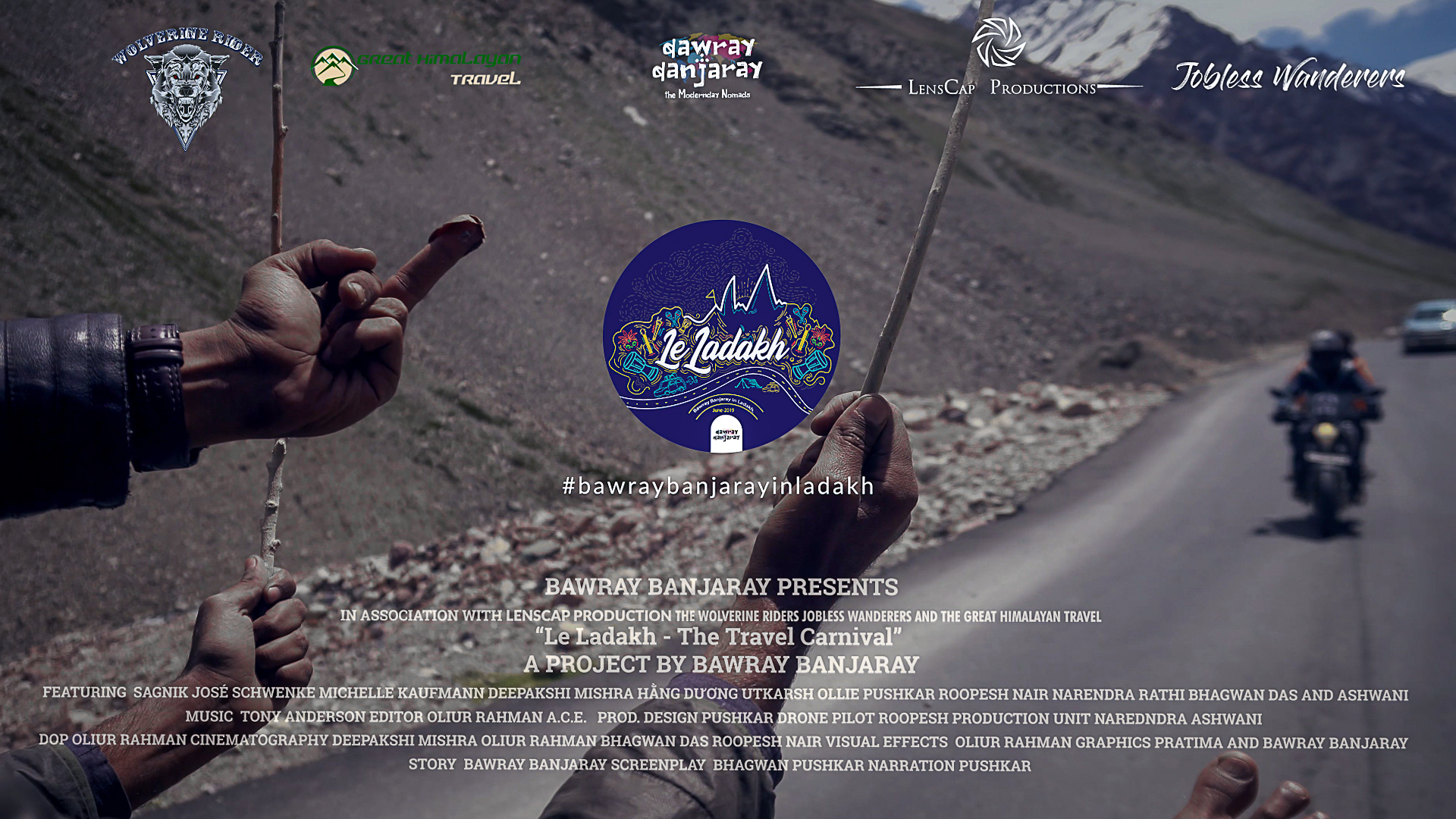 Le LAdakh Trailor Launch Credits