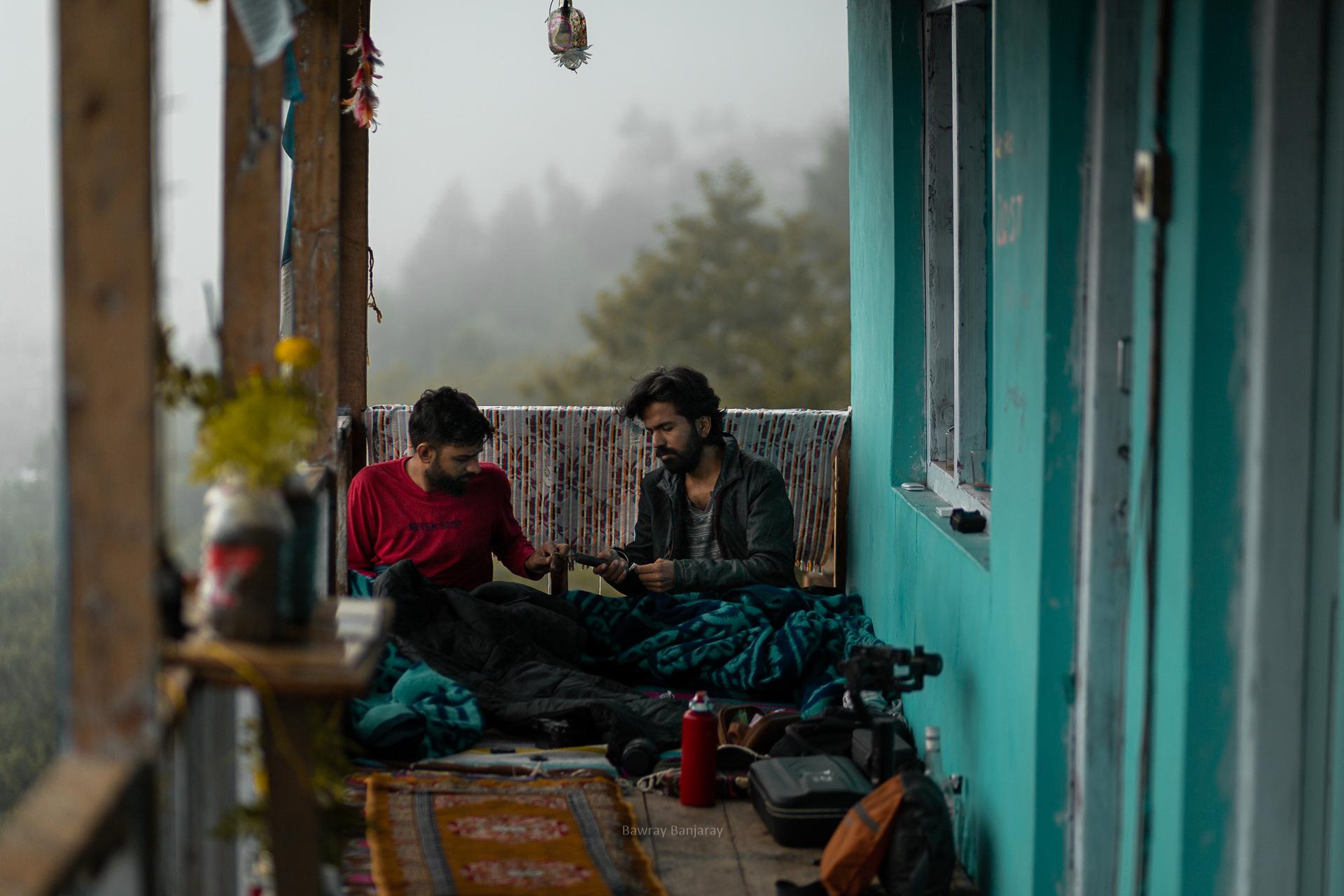 balcony of bawray banjaray home vashisht