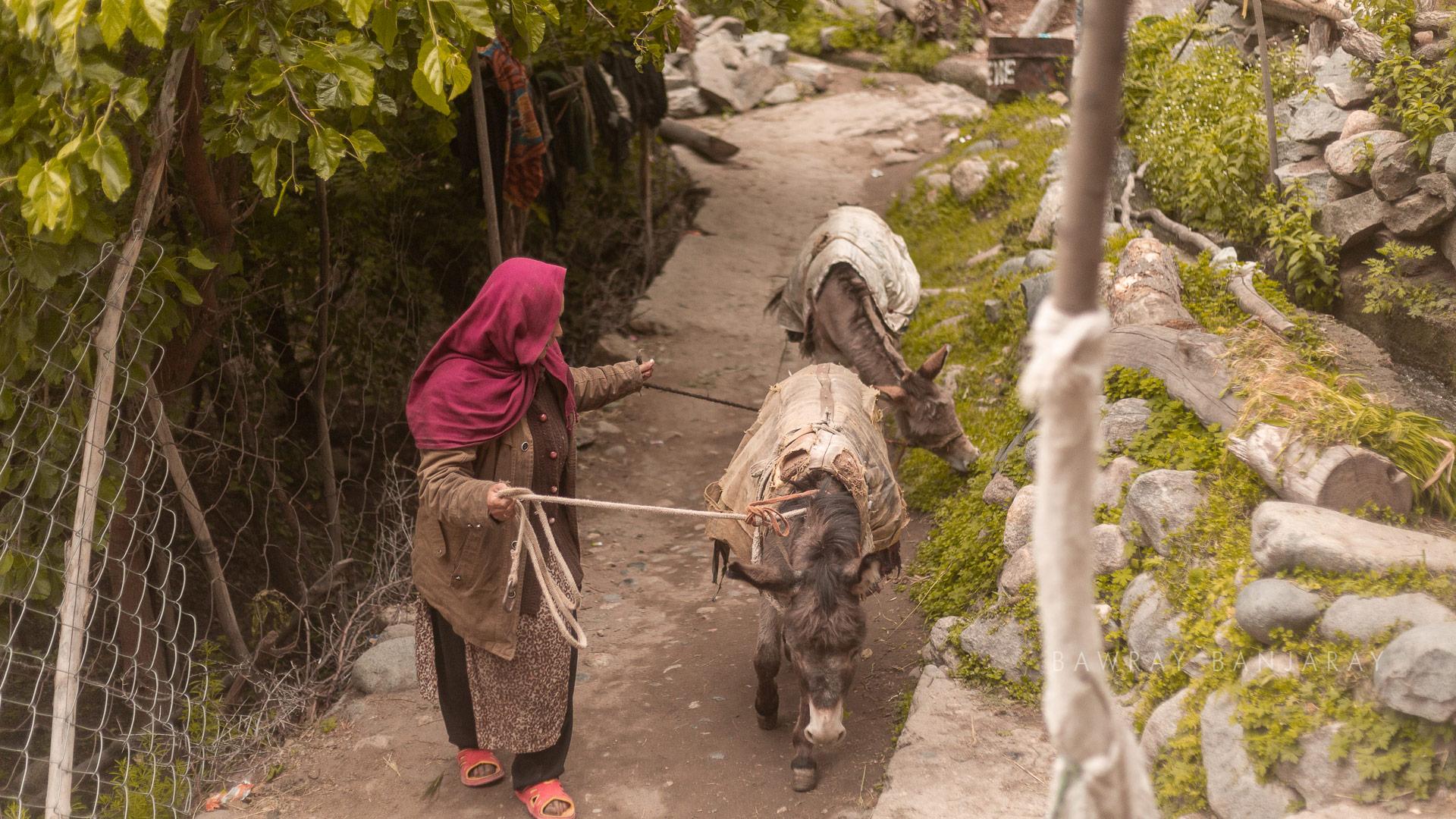 daily life of turtuk
