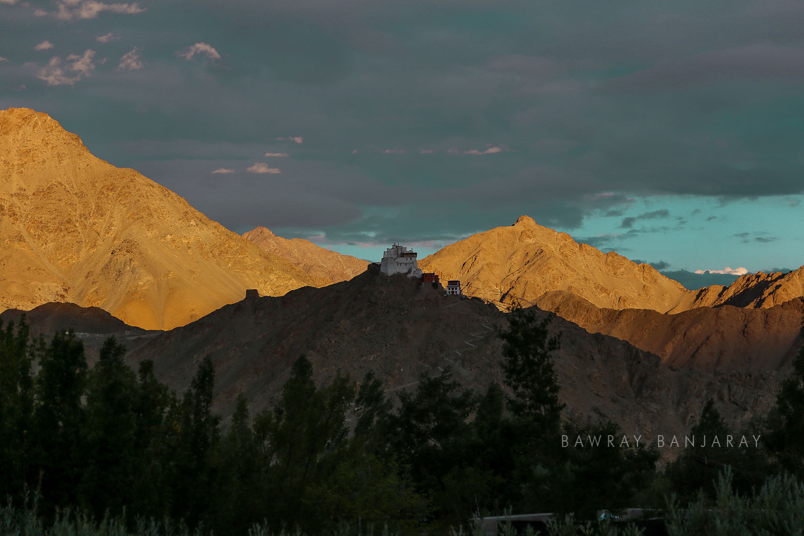 Namgyal Tos Monastery is one of the most popular places to visit in Ladakh