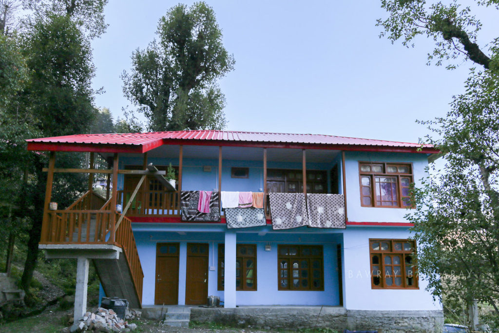 Snowline Homestay Shangadh is one of the best homestays in Shangadh