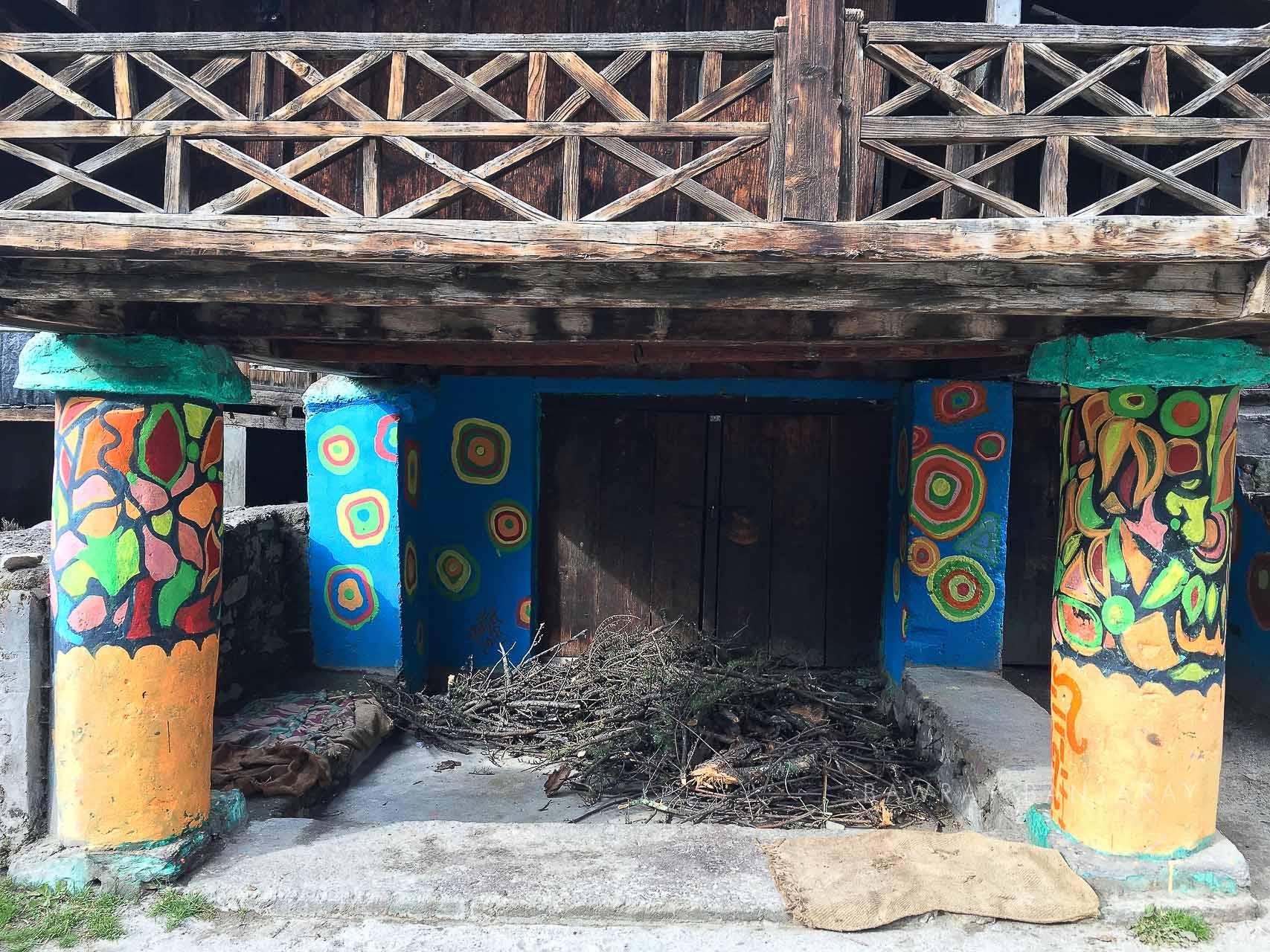 a home in bagori