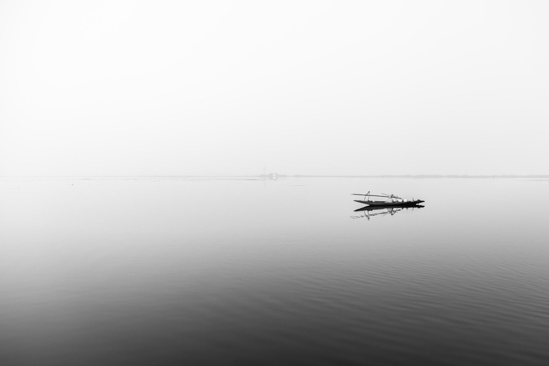 Dal Lake By Bawray Banjaray