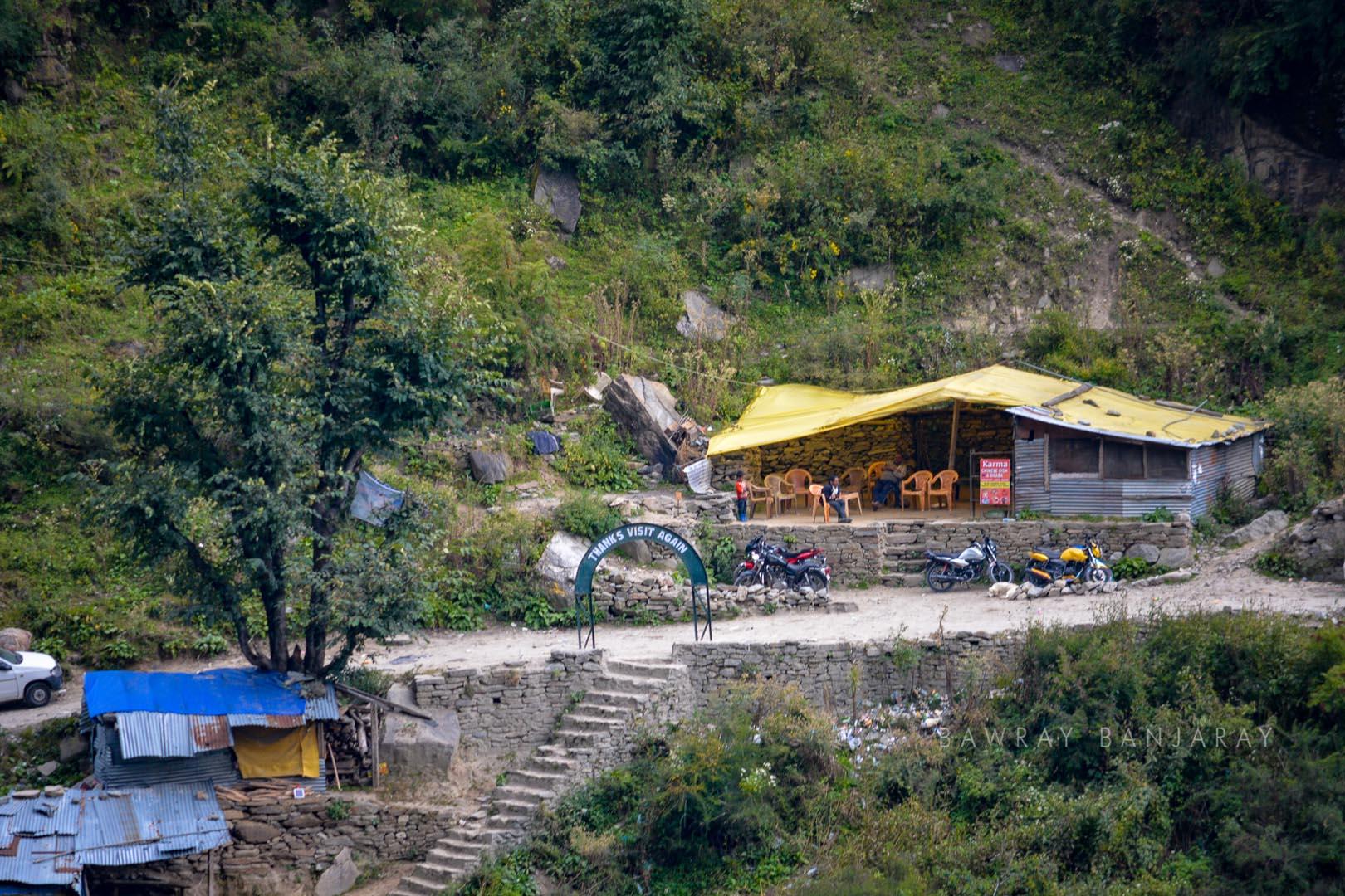 Entry to Malana and the trek to Malana Village in Himachal Pradesh