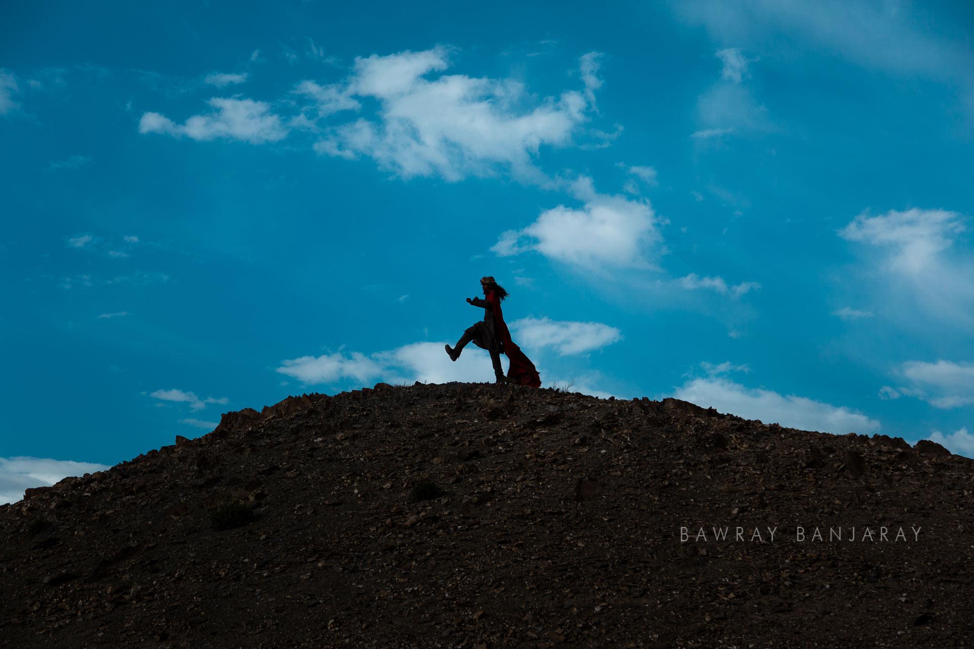 evening treks in ladakh
