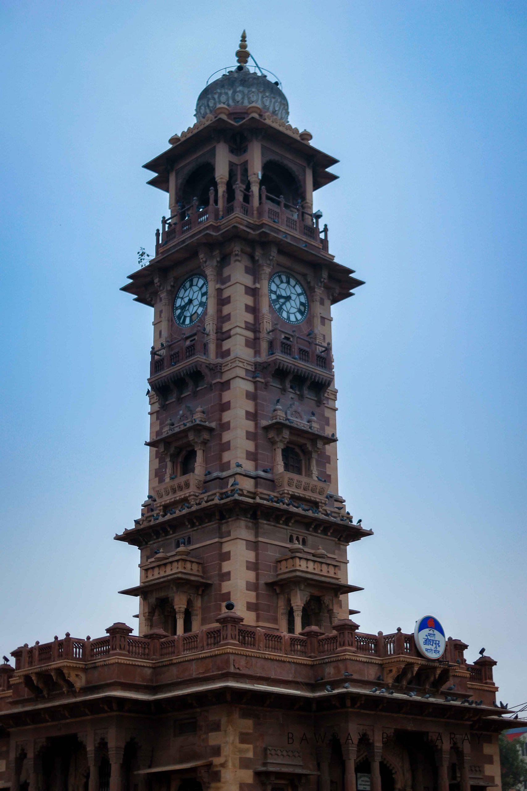 Clock Tower of Jodhpur