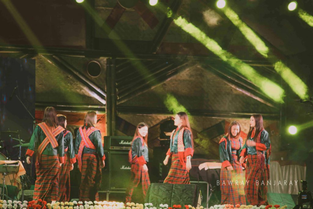Cultural Performances at Dwijing Festival