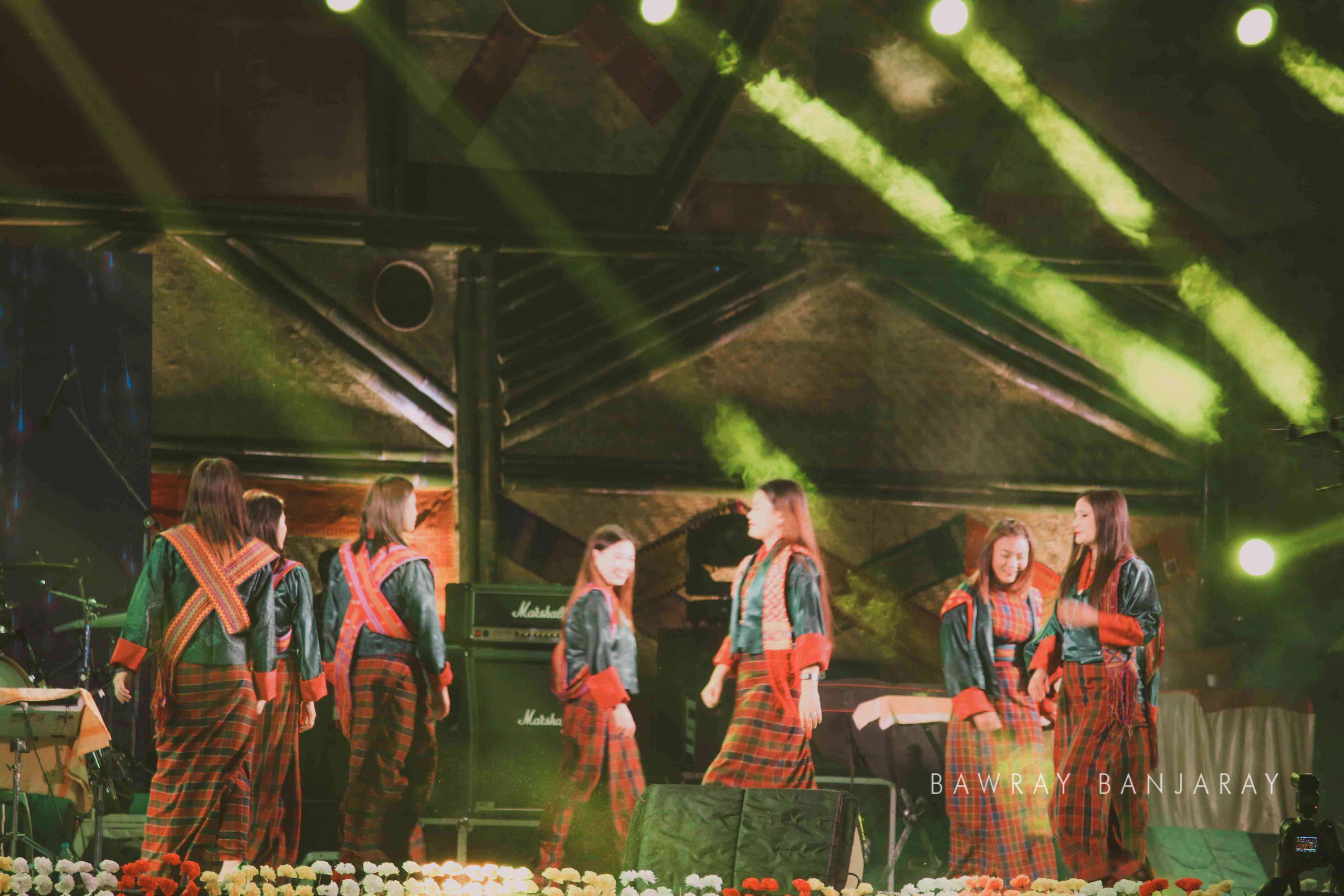 Cultural Performances at Dwijing Festival